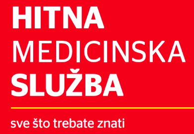 Hitna medicinska služba link na savjete